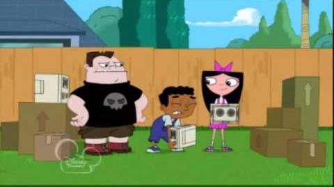 Phineas and Ferb Song - Building a Supercomputer