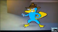 Agent P at MAD