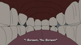 I Scream, You Scream title card