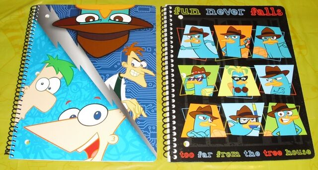 File:Phineas and Ferb 2012 notebooks 2.jpg