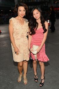 Ming-Na and Michella