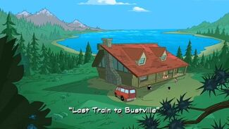 Last Train to Bustville title card