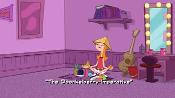 325a The Doonkelberry Imperative