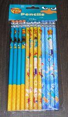 DesignWare 2012 Phineas and Ferb Pencils