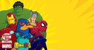 Marvel background