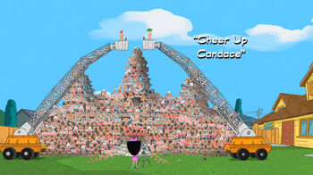 Cheer Up Candace title card