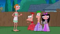Kids in ballgowns