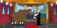 Albert the Moose's Butler