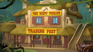 The Rusty Pickaxe Trading Post