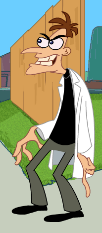 File:Dr. Heinz Doofenshmirtz promotional image 2.png