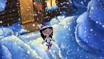 Isabella singing Let it Snow Image7
