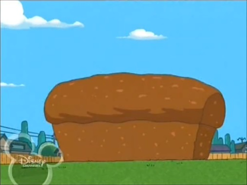 File:Giant loaf of bread from Candace's perspective.jpg