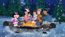Isabella singing Let it Snow Image9