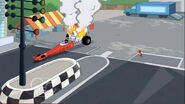 Drag Racer Vs. Phineas