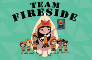 Team Fireside by Anthony Vukojevich