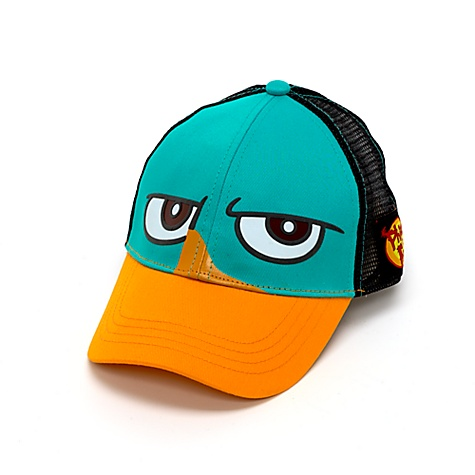 Perry the platypus agent p hat