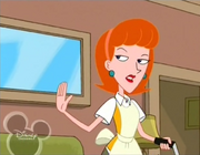 ERROR Linda with 5 fingers