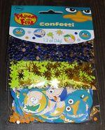 DesignWare 2012 Phineas and Ferb Confetti