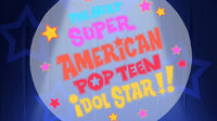 Next Super American Pop Teen Idol Star