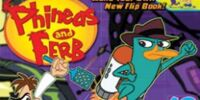 Phineas and Ferb (magazine)/March and April 2014