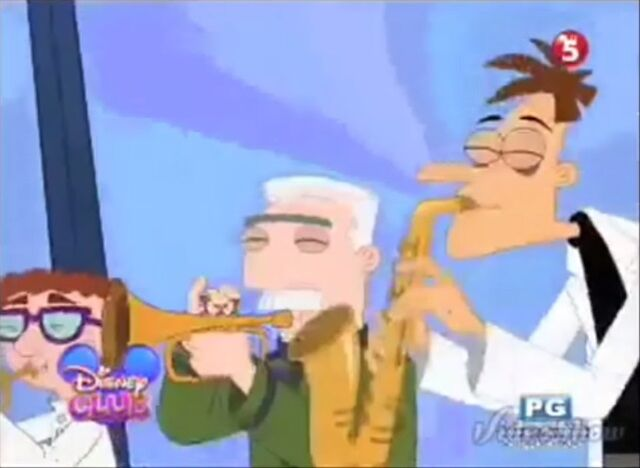 File:Doofenshmirtz, Monogram and Carl play saxophones in Last Day of Summer 2.jpg