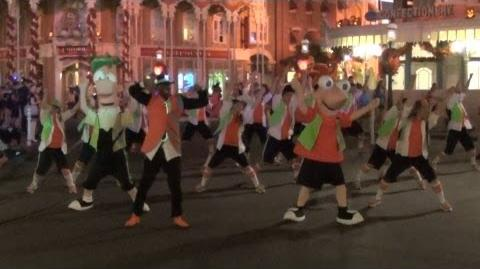 Phineas and Ferb Street Jam with the Creepa Crew at Mickey's Not-So-Scary Halloween Party 2013
