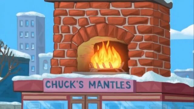 File:Fake fire at Chuck's Mantles.jpg