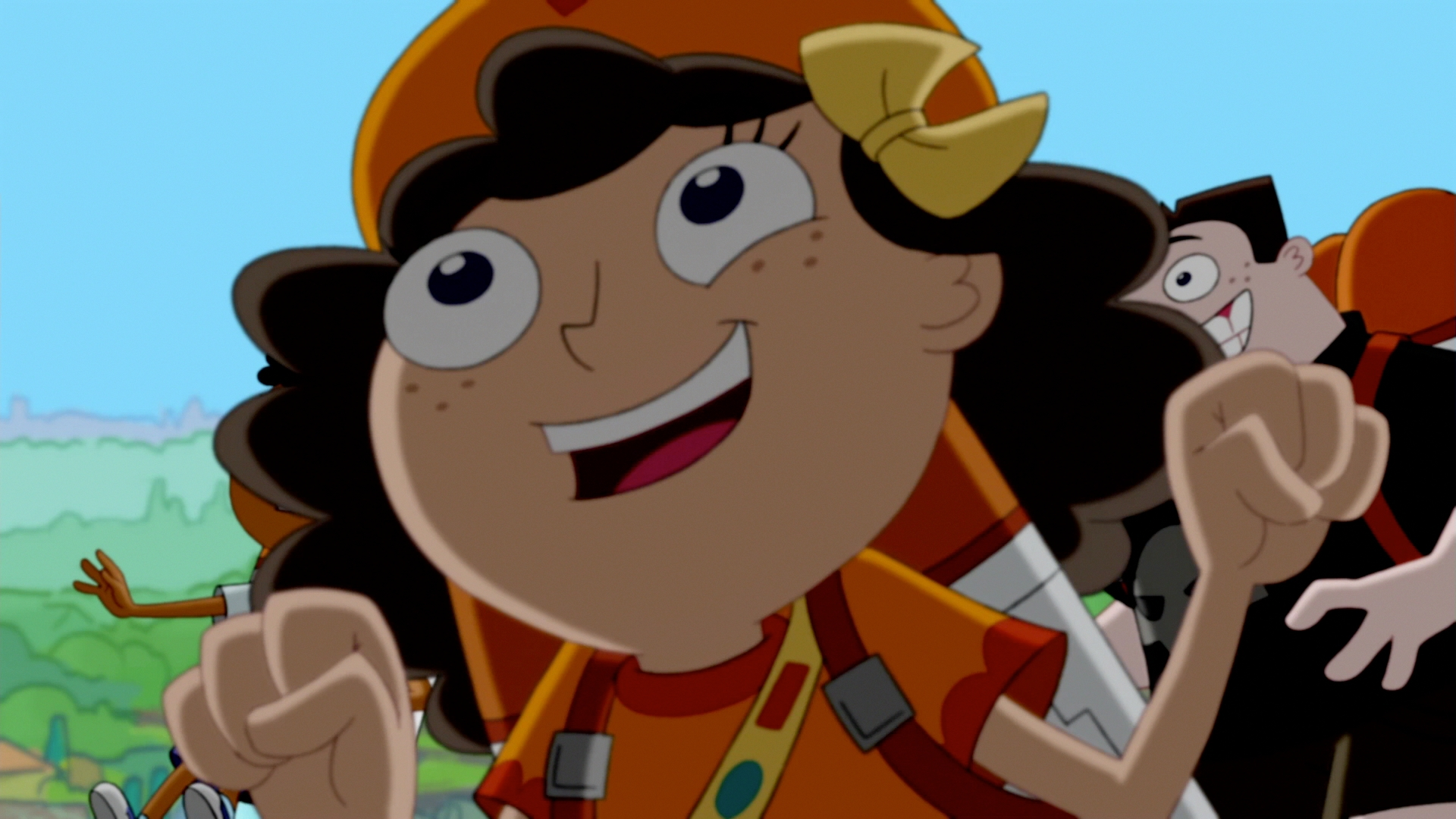 Image - 326a - Close-up Milly.jpg | Phineas and Ferb Wiki ...