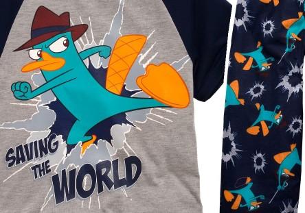 Tập tin:Saving the World - Agent P boys pajamas set.jpg