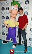 THOMAS SANGSTER AND FERB!!!