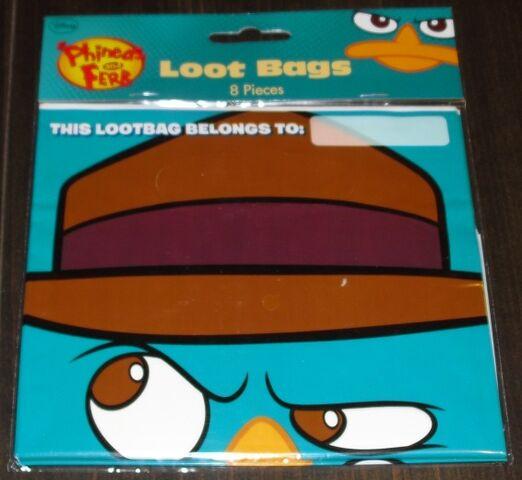 File:DesignWare 2012 Agent P Loot Bags.jpg