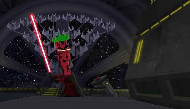 File:Darth Ferb staring malevolently.JPG