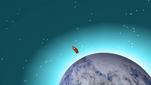 File:Above Earth's atmosphere.jpg