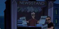 Martin the News Vendor