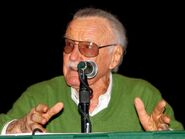 Stan Lee - Emerald City Comicon 2010 (3)