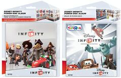 Disney Infinity Power Disc Albums