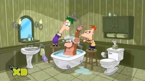 Phineas & Ferb NL Intro HD