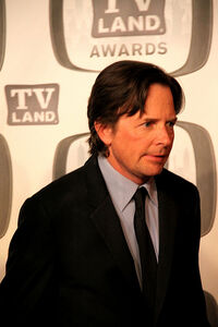 Michael J. Fox at 2011 TV Land Awards
