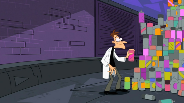 File:Doofensmertz with spray cans.png