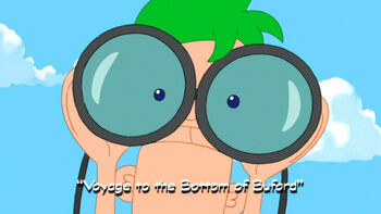 Voyage to the Bottom of Buford title card