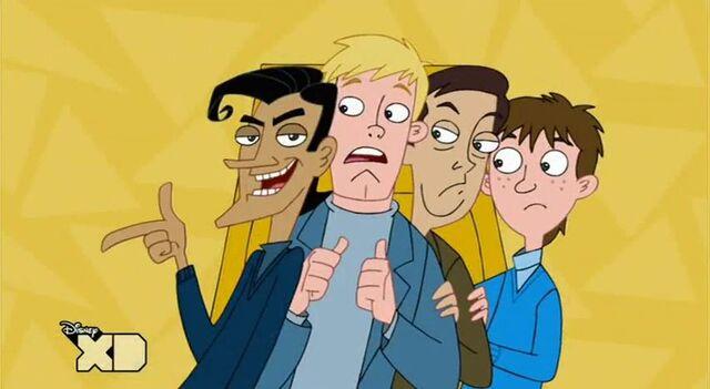 File:I'm tom, i'm keith, i'm sven, i'm rex.JPG