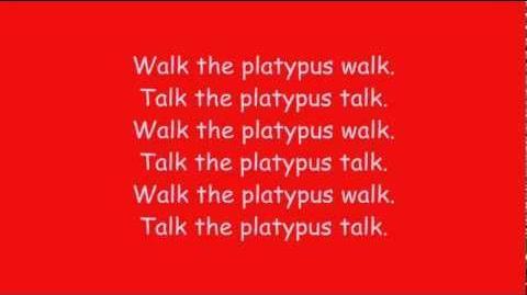 Phineas And Ferb - The Platypus Walk Lyrics (HD + HQ)