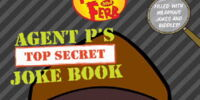 Agent P's Top-Secret Joke Book
