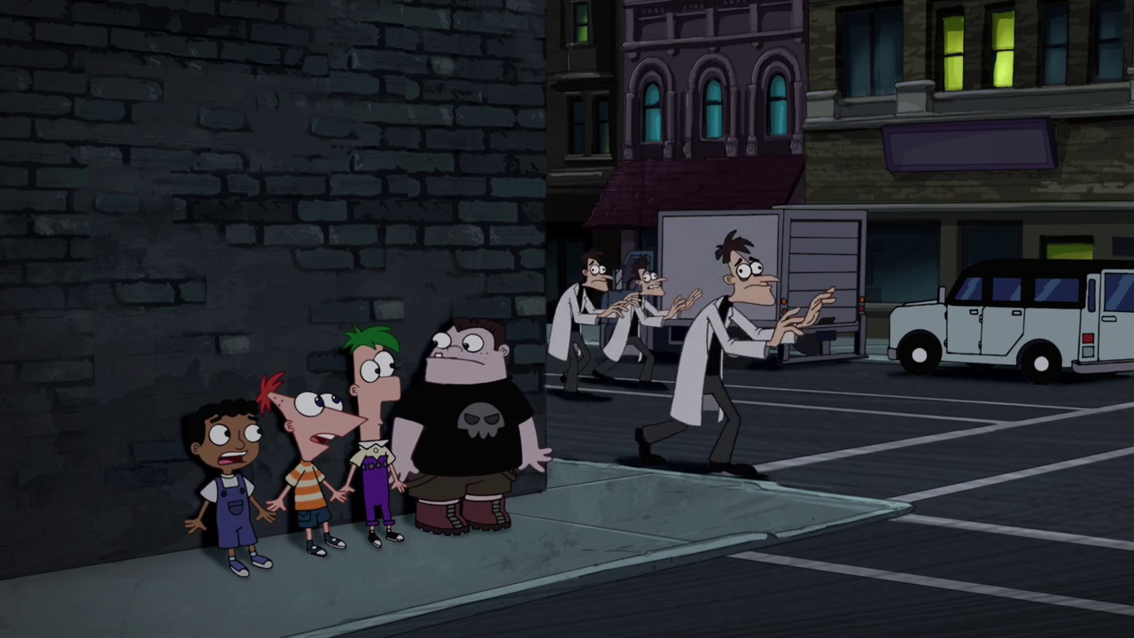 Night Of The Living Pharmacists Phineas And Ferb Wiki