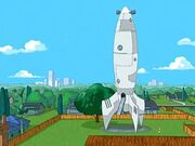 Rocket (Moon Farm)