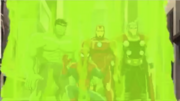 Marvel - Hulk, Spidey, Iron Man and Thor zapped