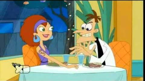 "Phineas & Ferb Song Demo ""Happy Evil Love Song (Original Version)"""