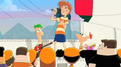 Phineas and Ferb - I Believe We Can