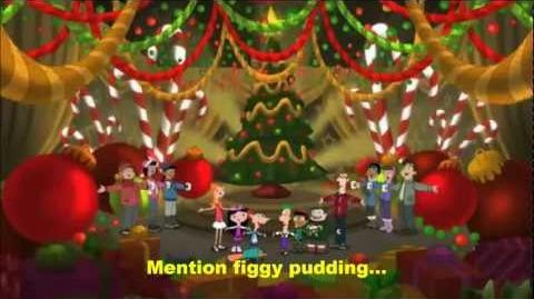 Phineas and Ferb - We Wish You A Merry Christmas (Episode Version)