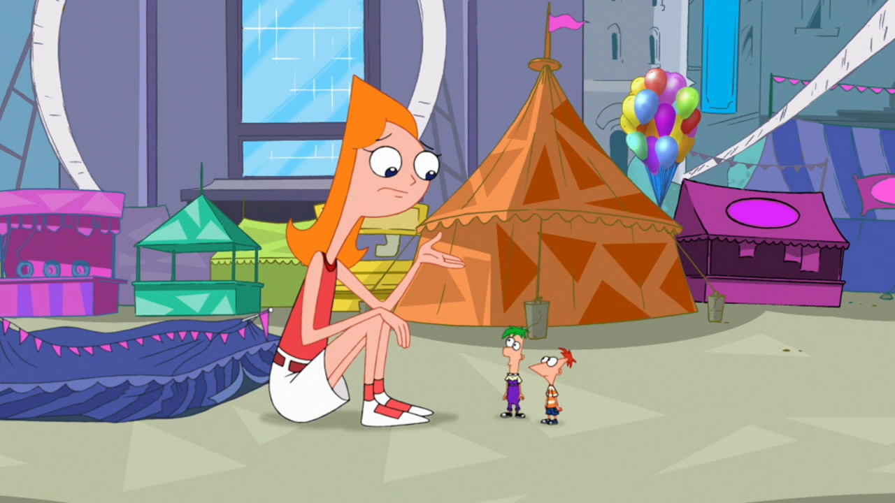attack of the 50 foot sister phineas and ferb wiki fandom